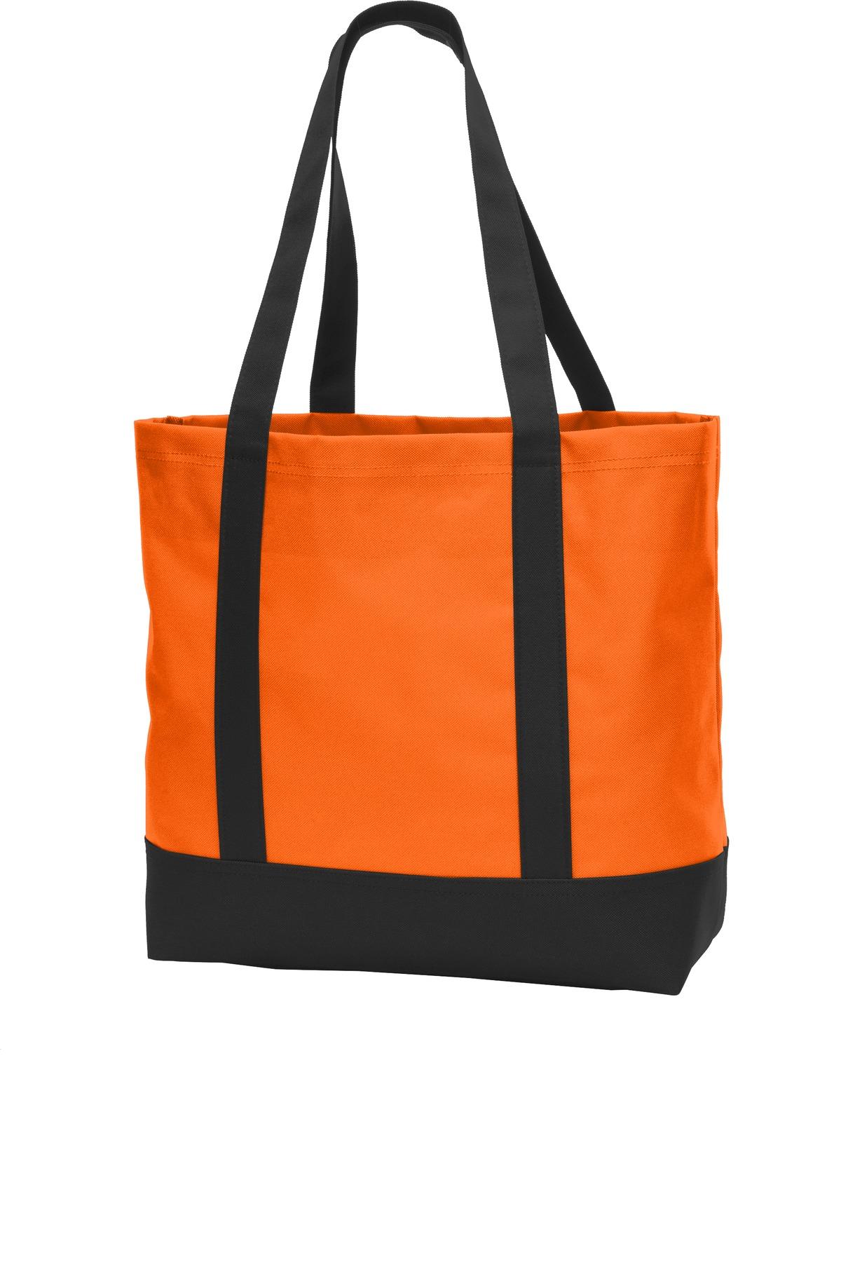 click to view Neon Orange/ Black