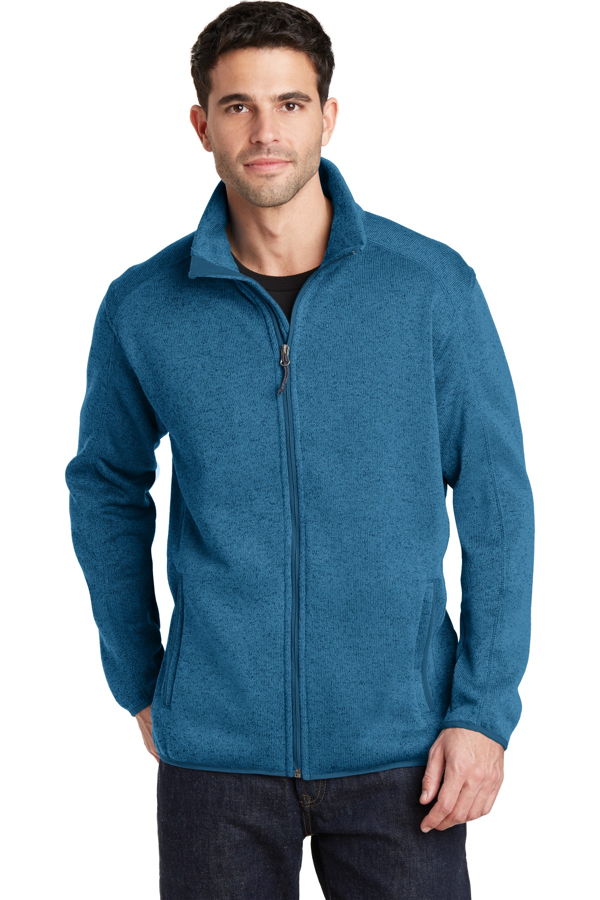 click to view Medium Blue Heather