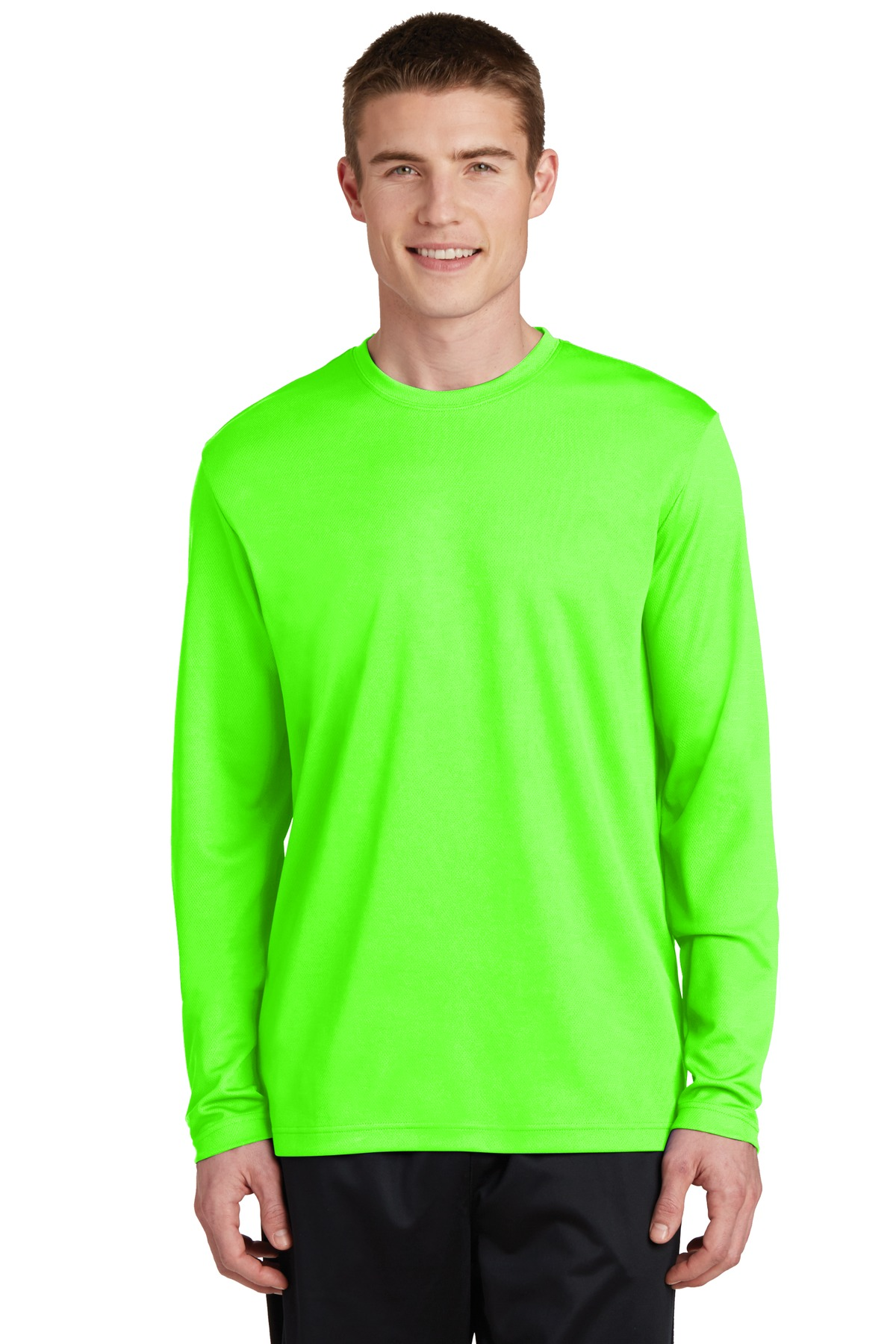 Sport-Tek PosiCharge ST340LS - RacerMesh Long Sleeve Tee - T Shirts