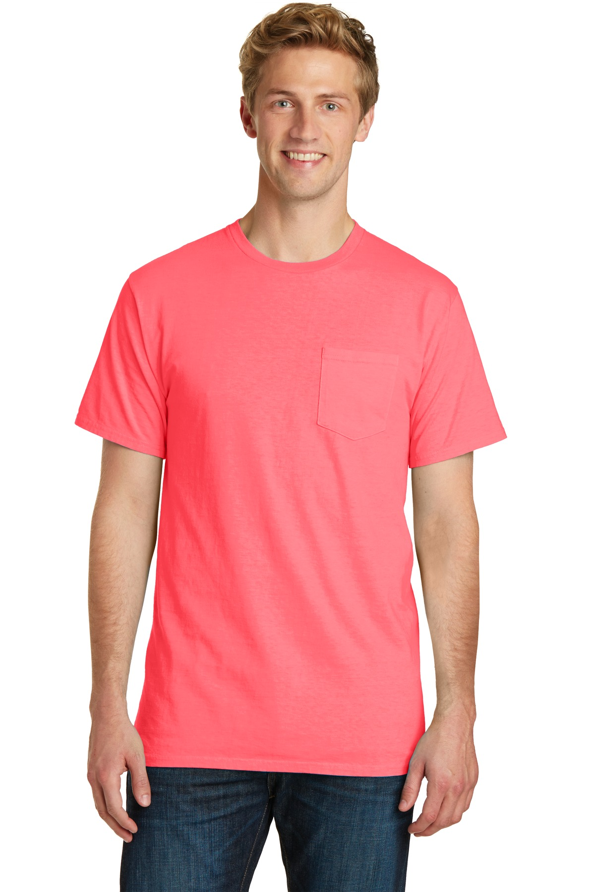 click to view Neon Coral