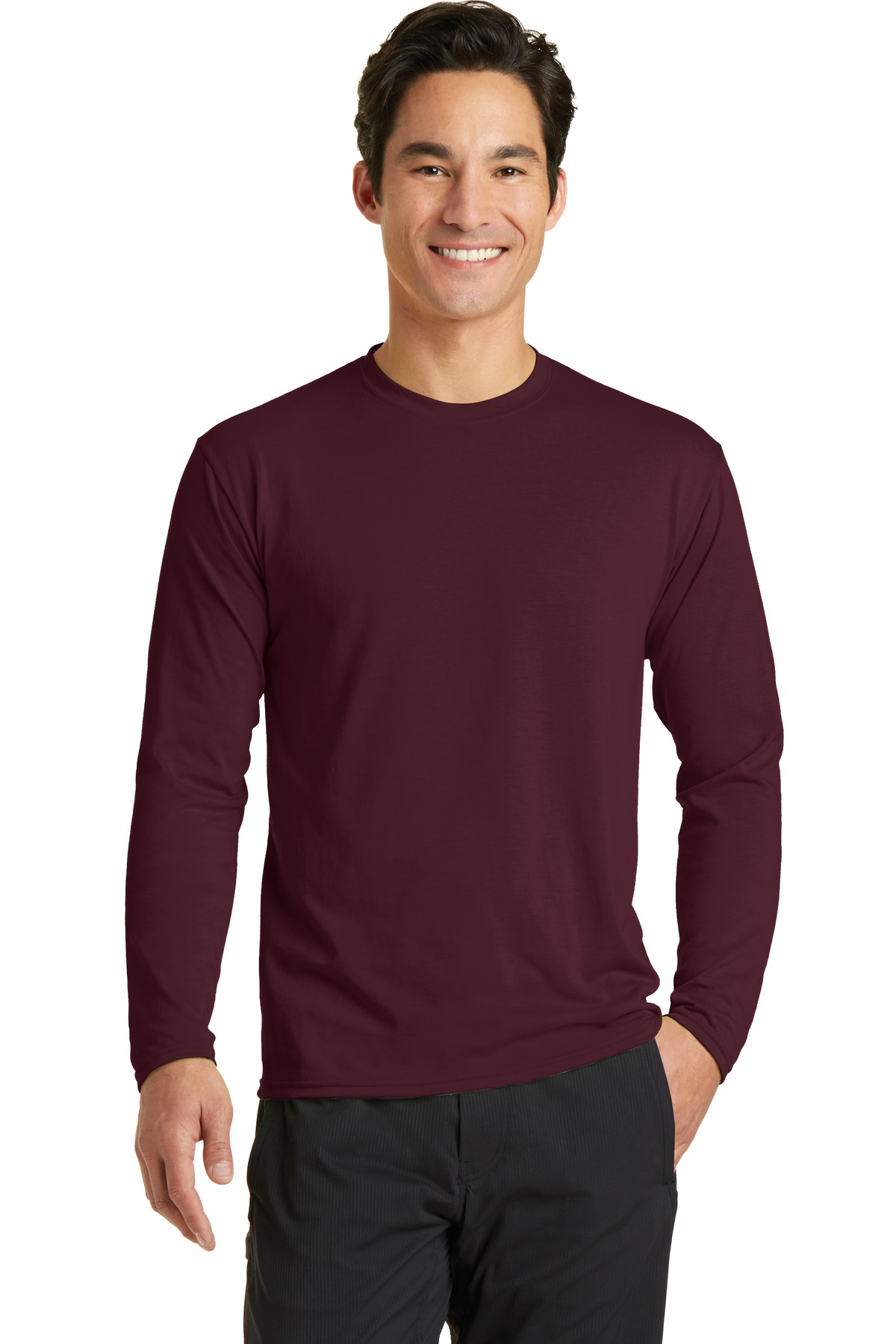click to view Athletic Maroon