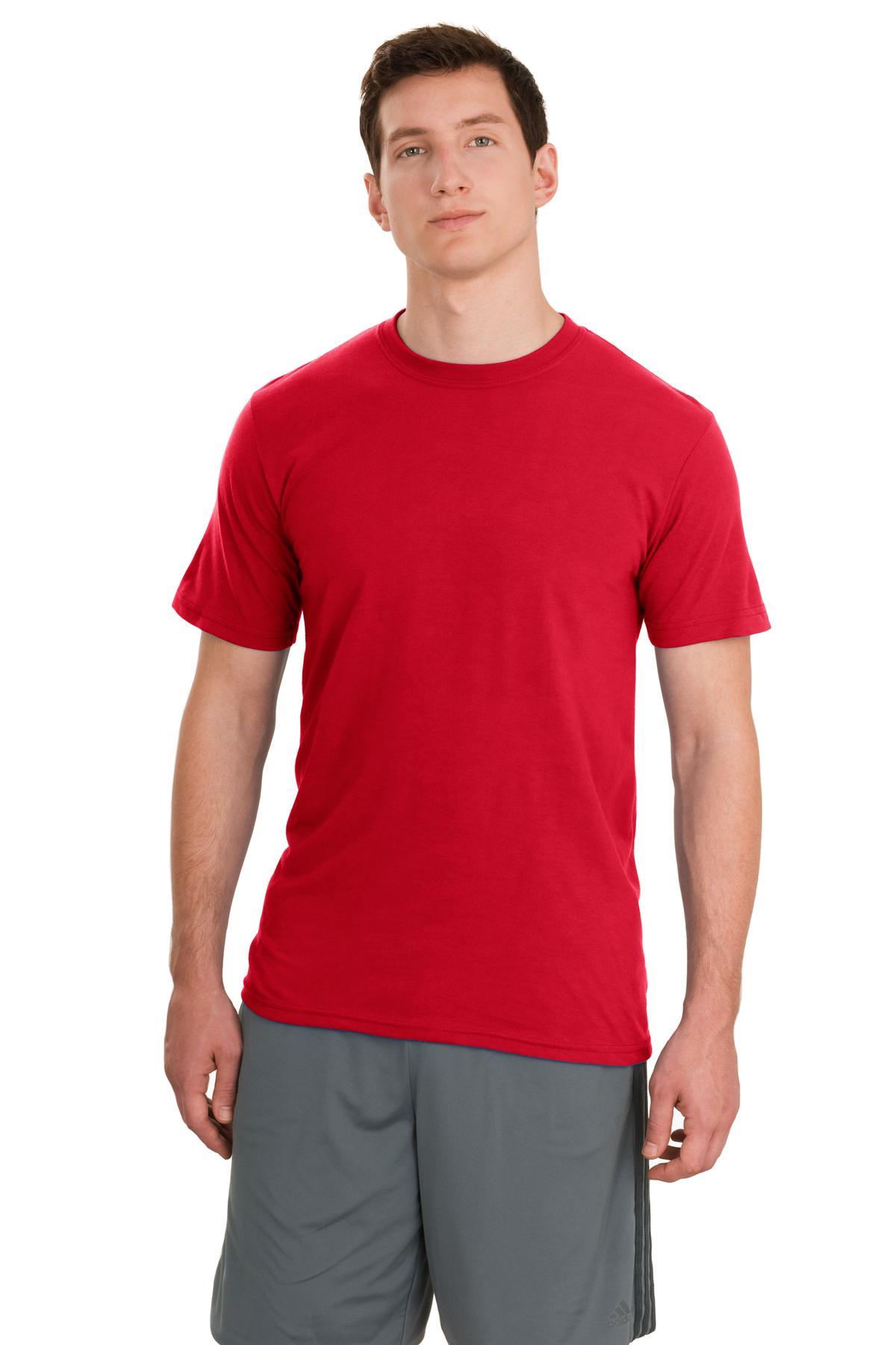 8013436a28bb JERZEES 21M - Sport 100% Polyester T-Shirt - Men s T-Shirts