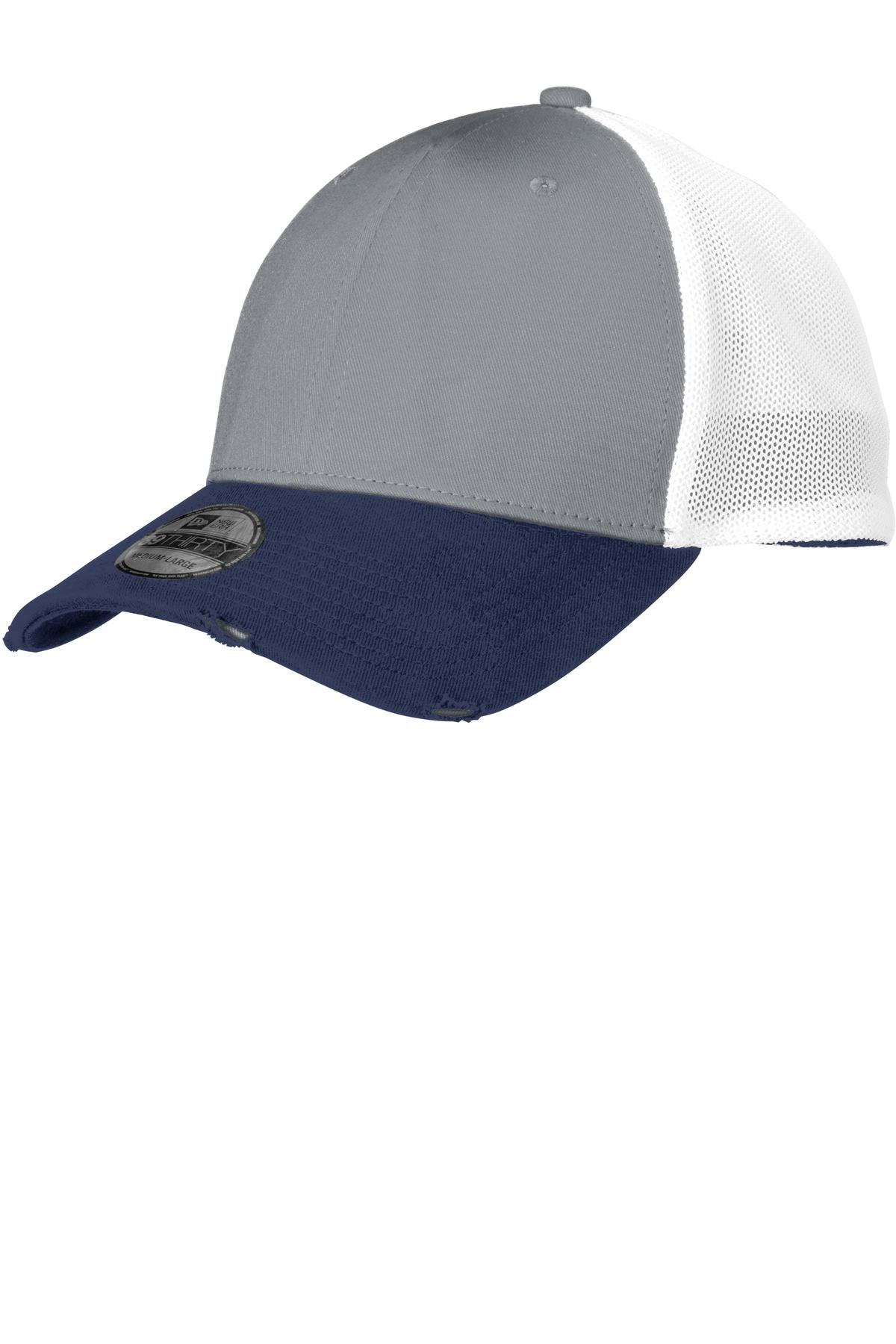click to view Deep Navy/ Grey/ White