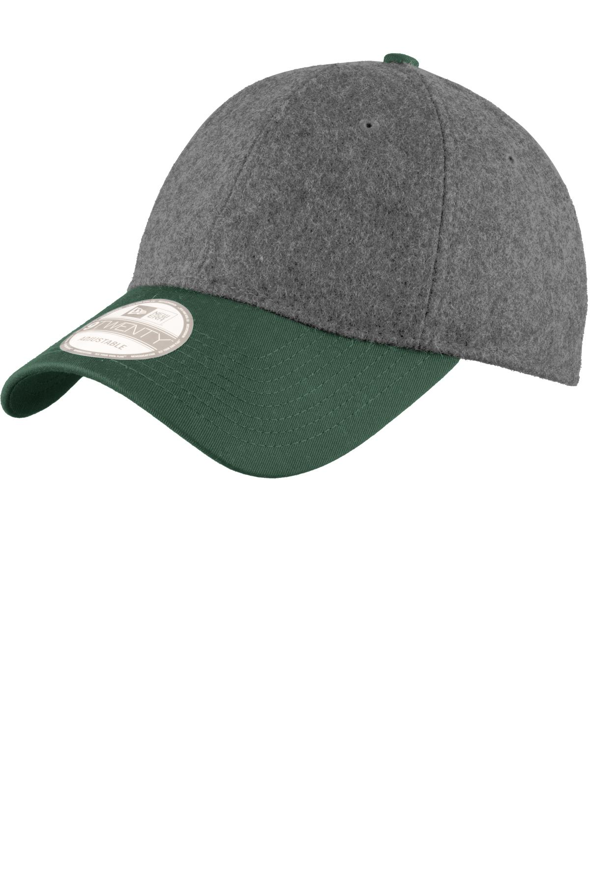 New Era® NE206 - Melton Wool Heather Cap - Headwear aeddc645a
