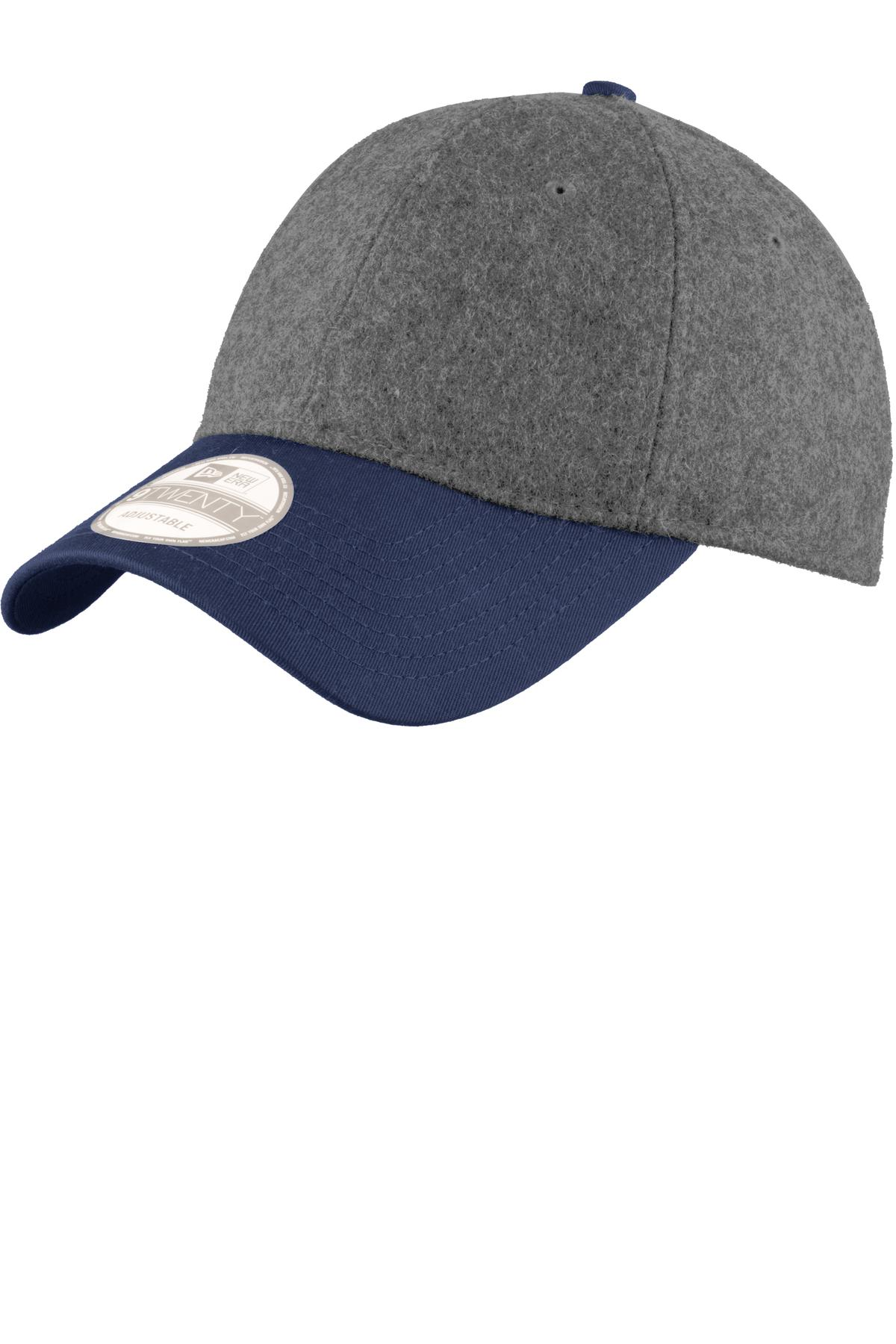 click to view Graphite Heather/ Deep Navy