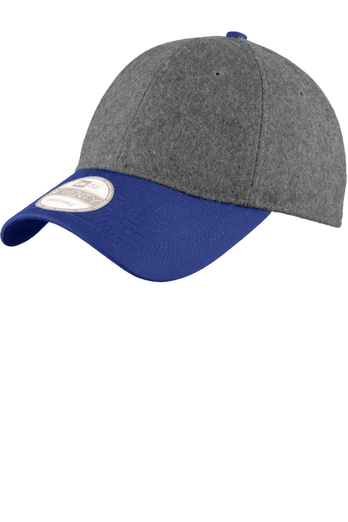 click to view Graphite Heather/ Royal