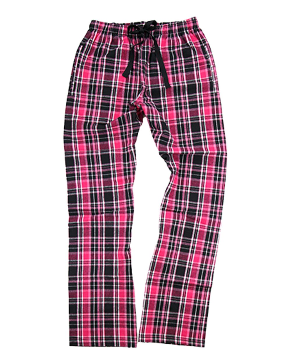 click to view Black/ Hot Pink Plaid