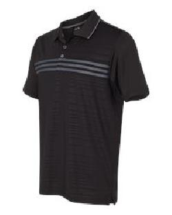 Adidas Men's Puremotion 3 Stripes Chest Sport Shirt