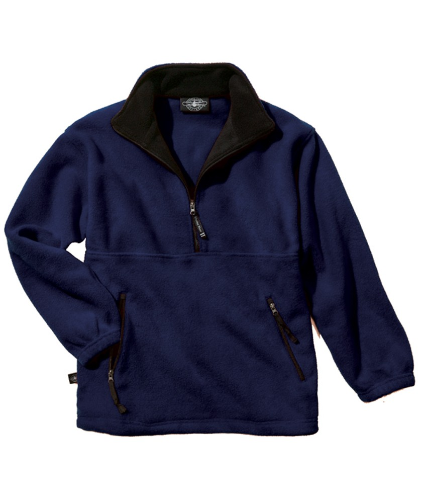 Charles River 9501 - Adirondack Fleece Pullover $27.00 - Men's Fleece
