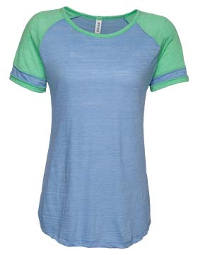 click to view Carolina Blue/Island Green