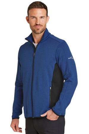 8da34a0ab54 Eddie Bauer® EB238-Full-Zip Heather Stretch Fleece Jacket  53.98 ...