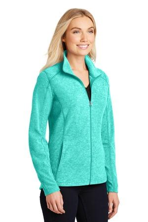 click to view Aqua Green Heather