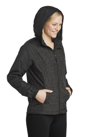 1670450e8 Sport-Tek Colorblock Raglan Jackets Clothing