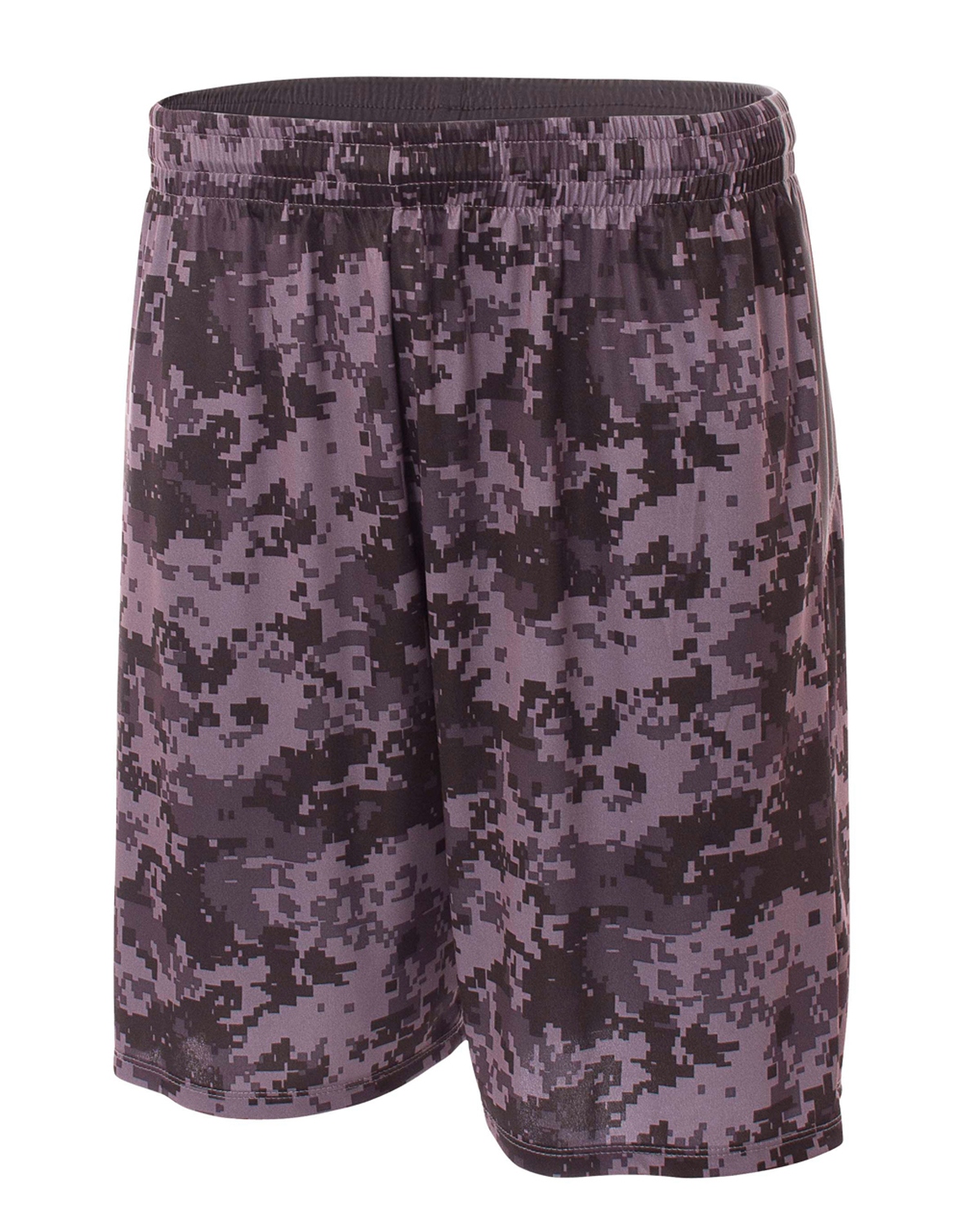 A4 Drop Ship - N5322 Adult Ten Inch Inseam Printed Camo ...