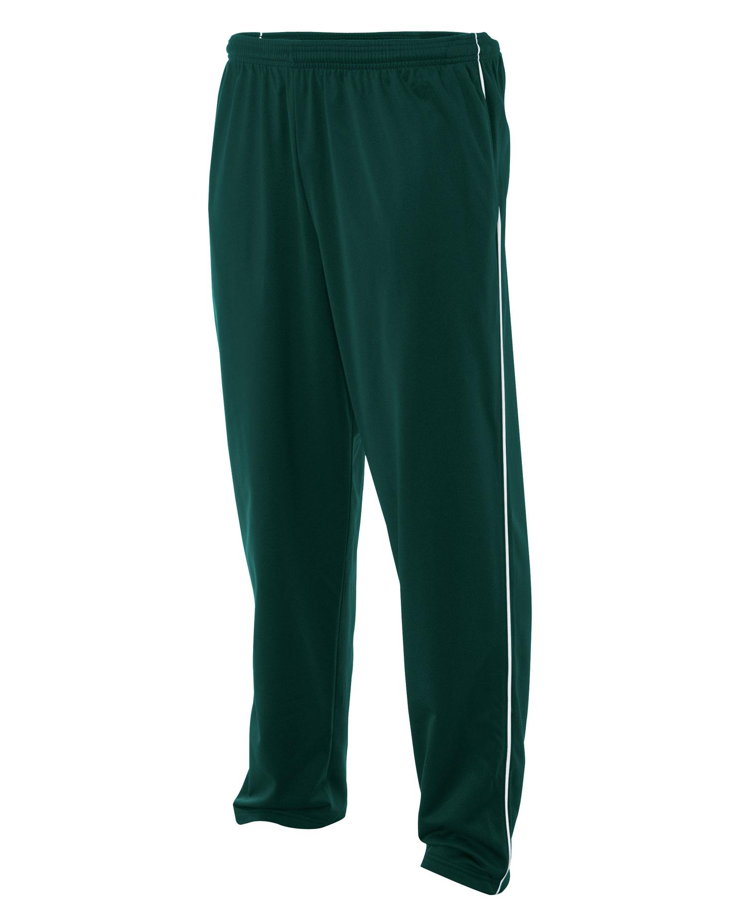 A4 Drop Ship - N6179 Men's Pant With Zippered Leg