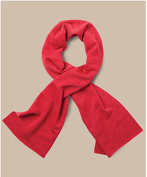 Alternative - 48001F2 Unisex Eco Slim Scarf