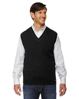 Ash City Sweaters 81011 - Kenton Men's Soft Touch Vest