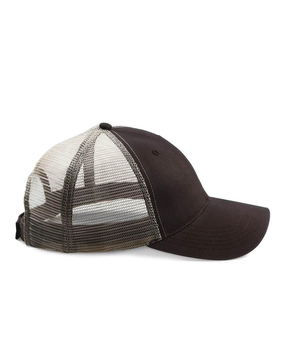 Authentic Headwear AH80 The Duke 水洗卡车帽货车帽