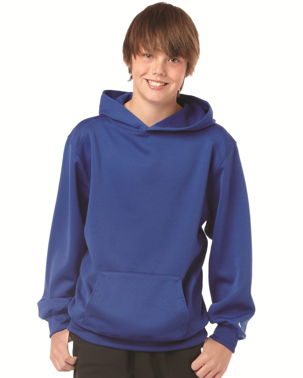 Badger 2454 - BT5 Youth Fleece Pullover Hood
