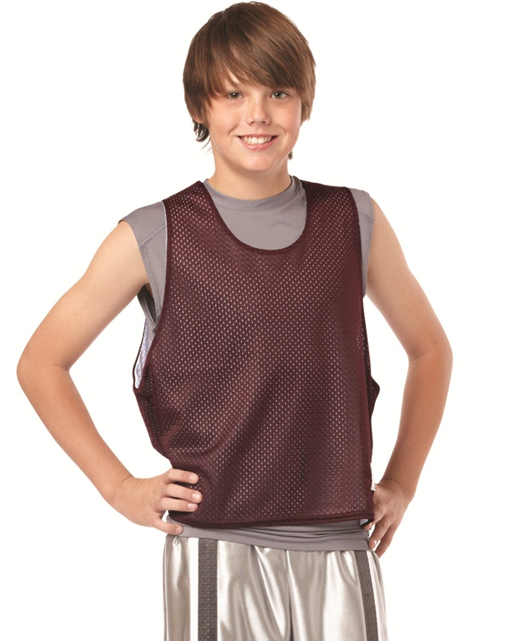 Badger 2560 - Youth Reversible Practice Jersey