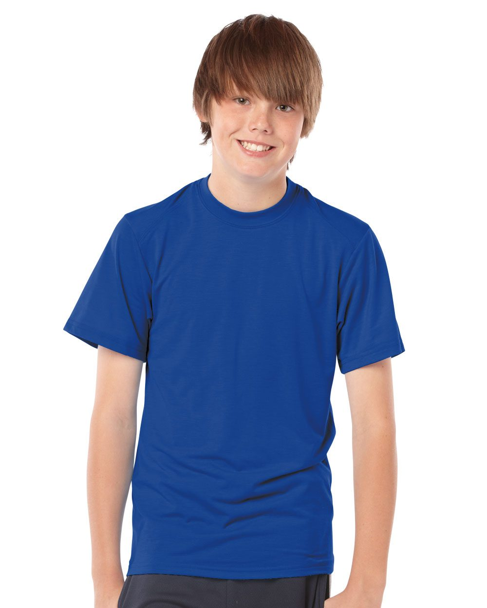 Badger 2820- Youth Cotton-Feel B-Tech T-Shirt