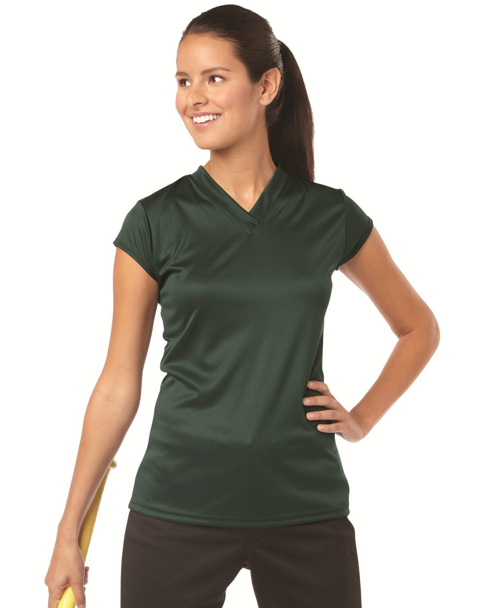 Badger 6162 - Ladies' Cap Sleeve Jersey