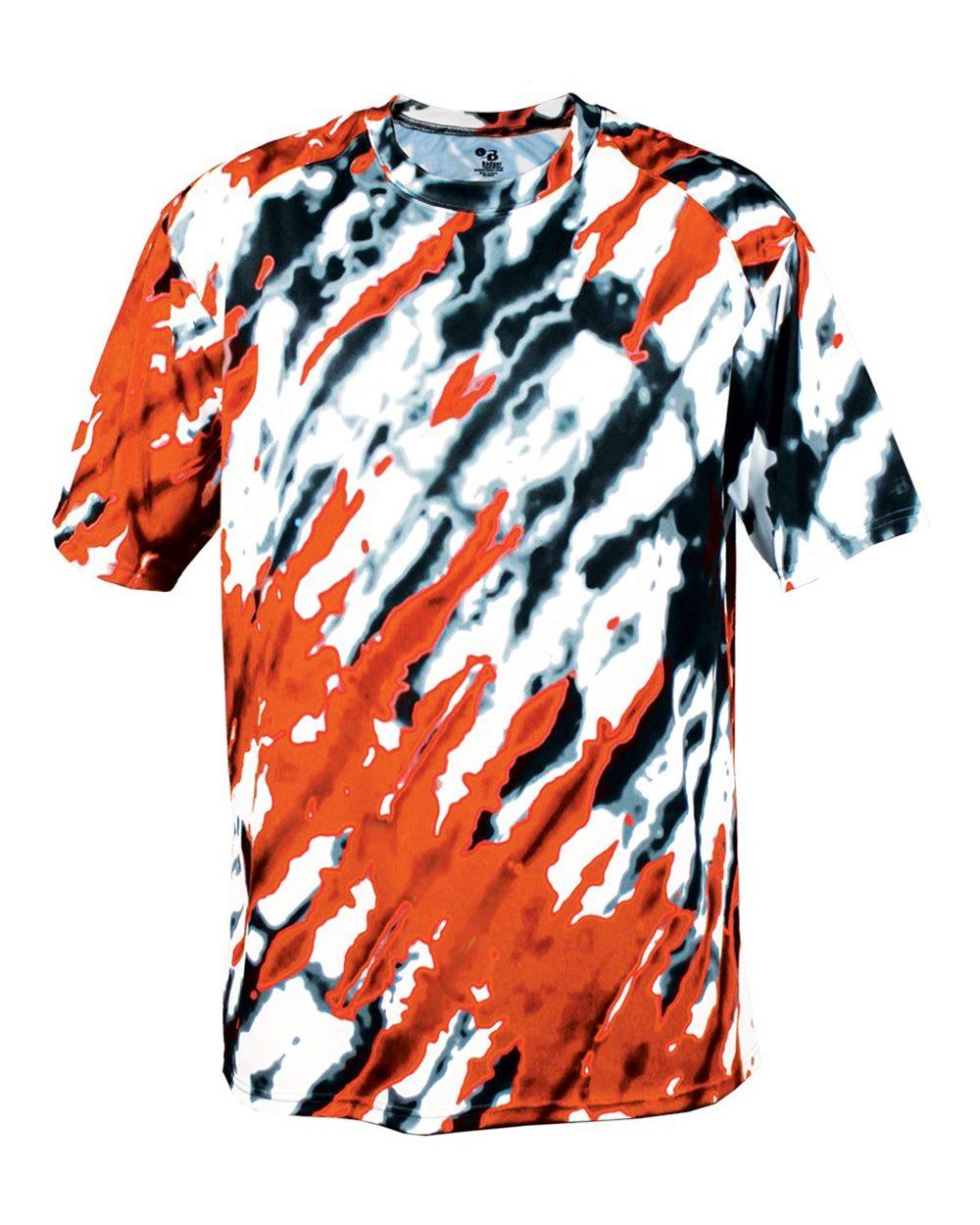 Badger 2182 - Youth Tie Dri Short-Sleeve T-Shirt