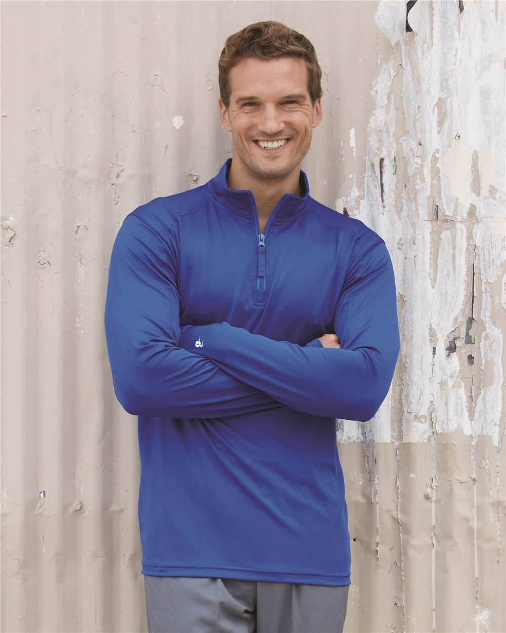Badger - BG4280 Light Weight Pullover 1/4 Zip