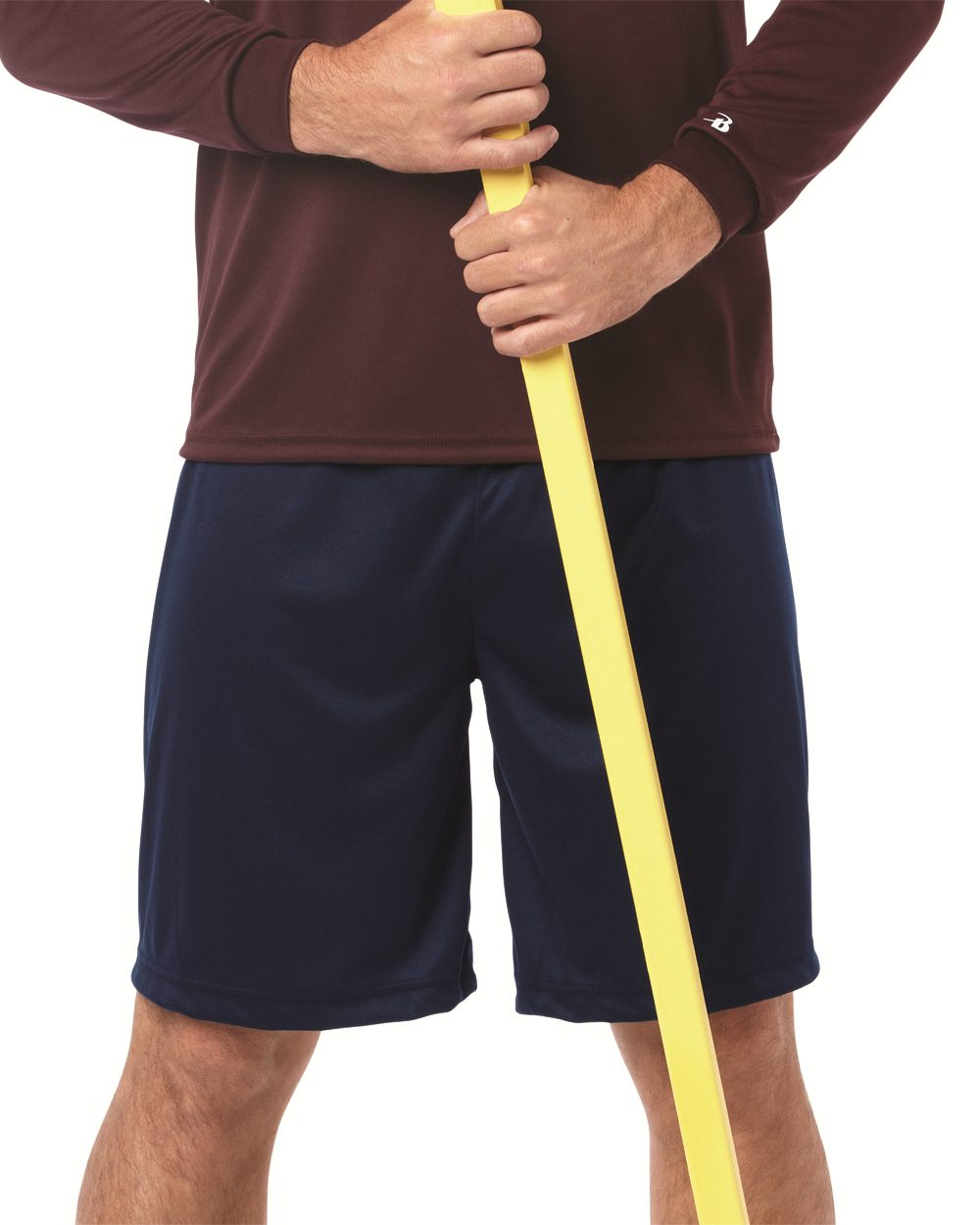 Badger Sport 4107 7 裤腿内缝短裤