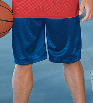 Badger Sport 7209 9  Inseam Pro Mesh Shorts