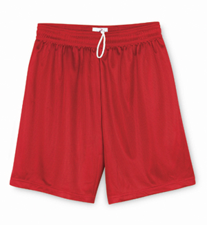 "Badger Sport 7237 7"" Inseam Mini Mesh Shorts"