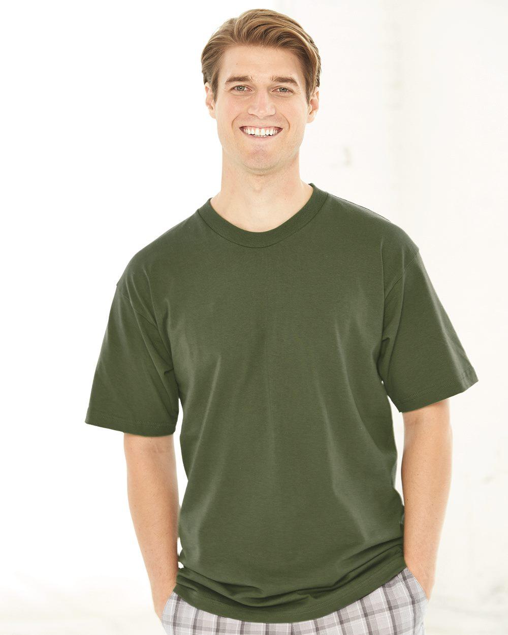 Bayside 5100 Short Sleeve T-Shirt