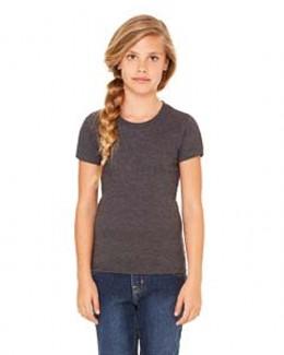 Bella 贝拉 9002 女士短袖平纹布T恤