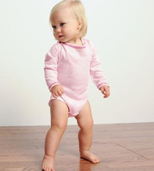 bella baby 103 Long Sleeve Thermal Creeper