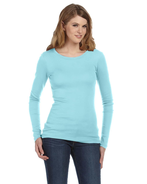 Bella 贝拉 8751 女士长袖舒适T恤