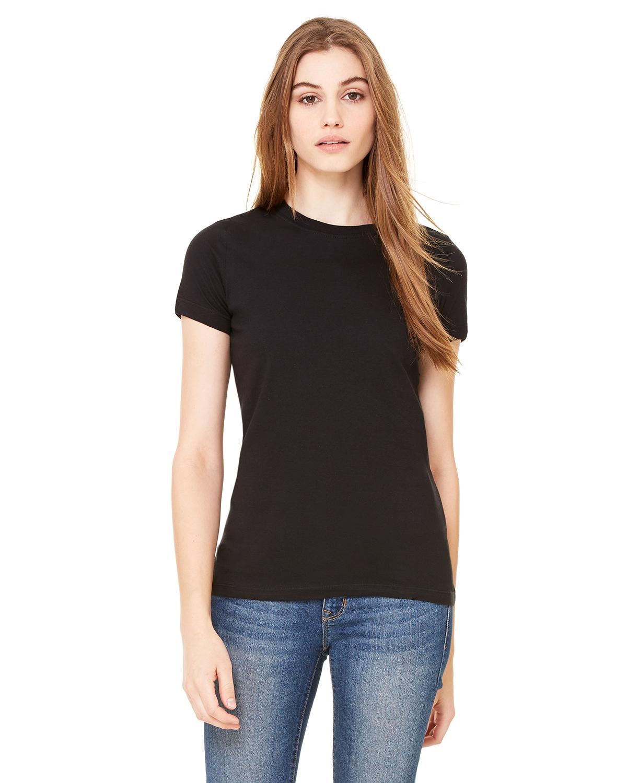 Bella 贝拉 B6000 女士水手领平纹布T恤
