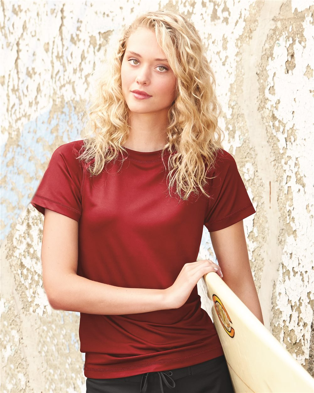 Burnside B5150 - Womens Rash Guard Shirt