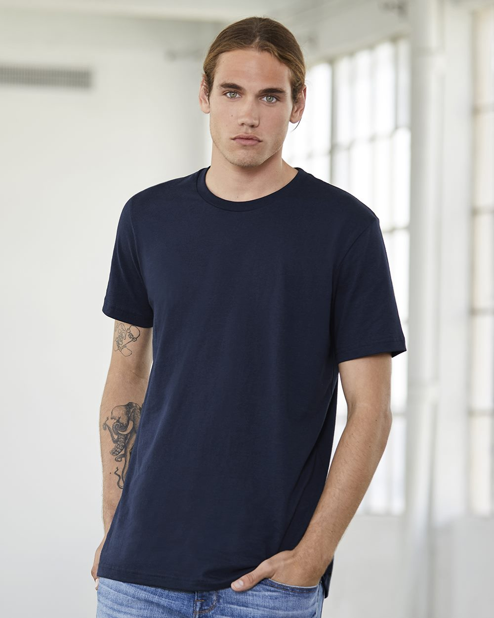 Canvas 3001USA - Unisex Short Sleeve Made In The USA ...