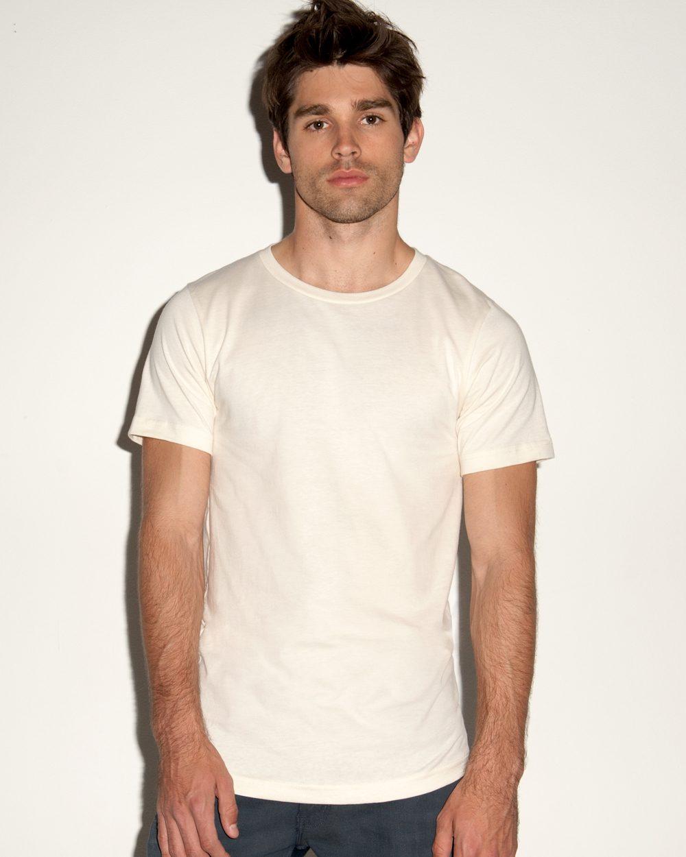 Canvas 3020 Doheny Organic Cotton Short Sleeve T-Shirt