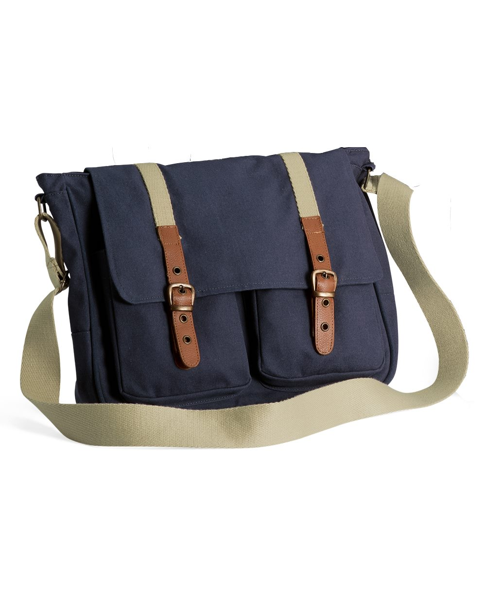 Carolina Sewn C385 - Strapping Messenger Bag