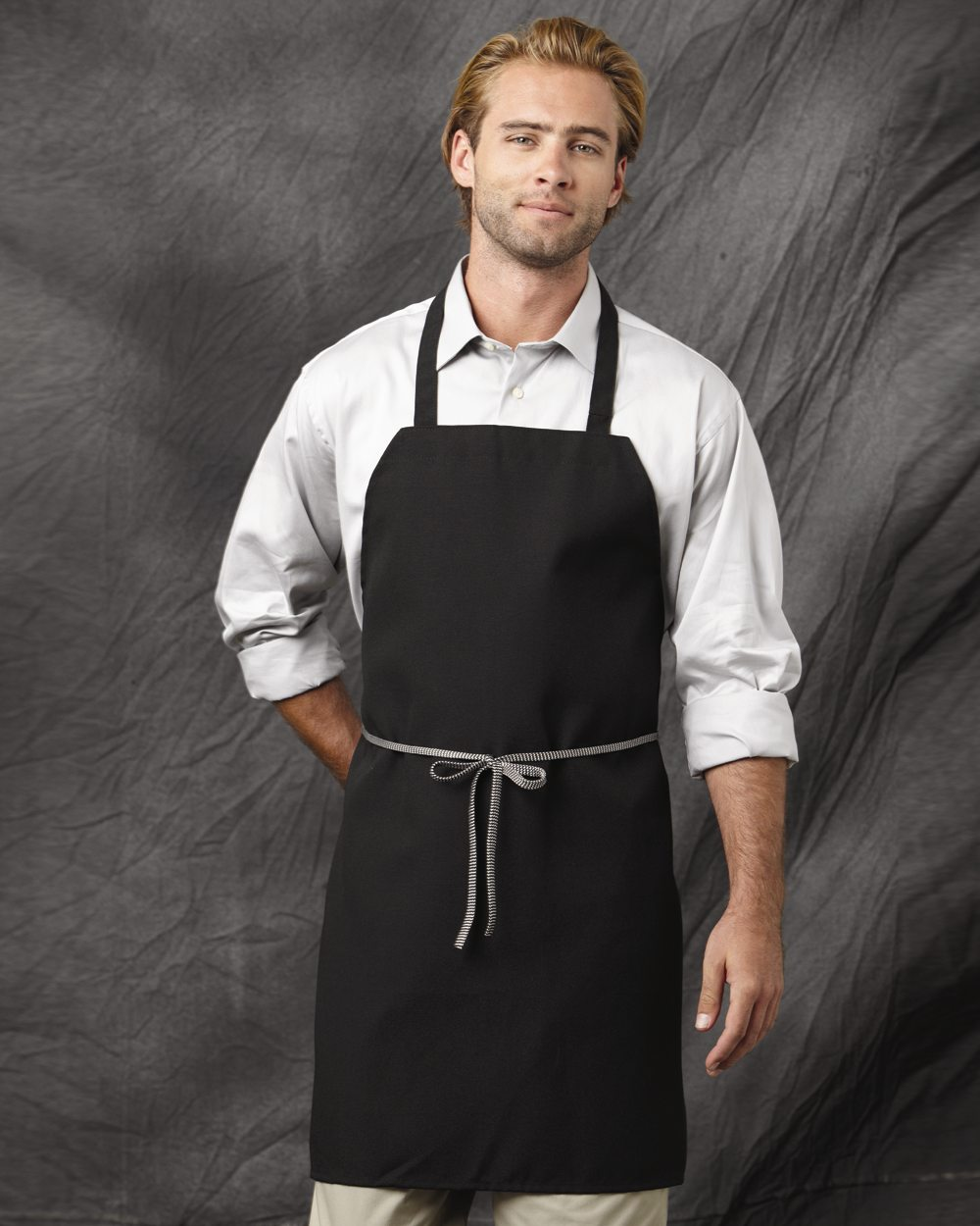 Chef Designs 2500 - Standard Bib Apron
