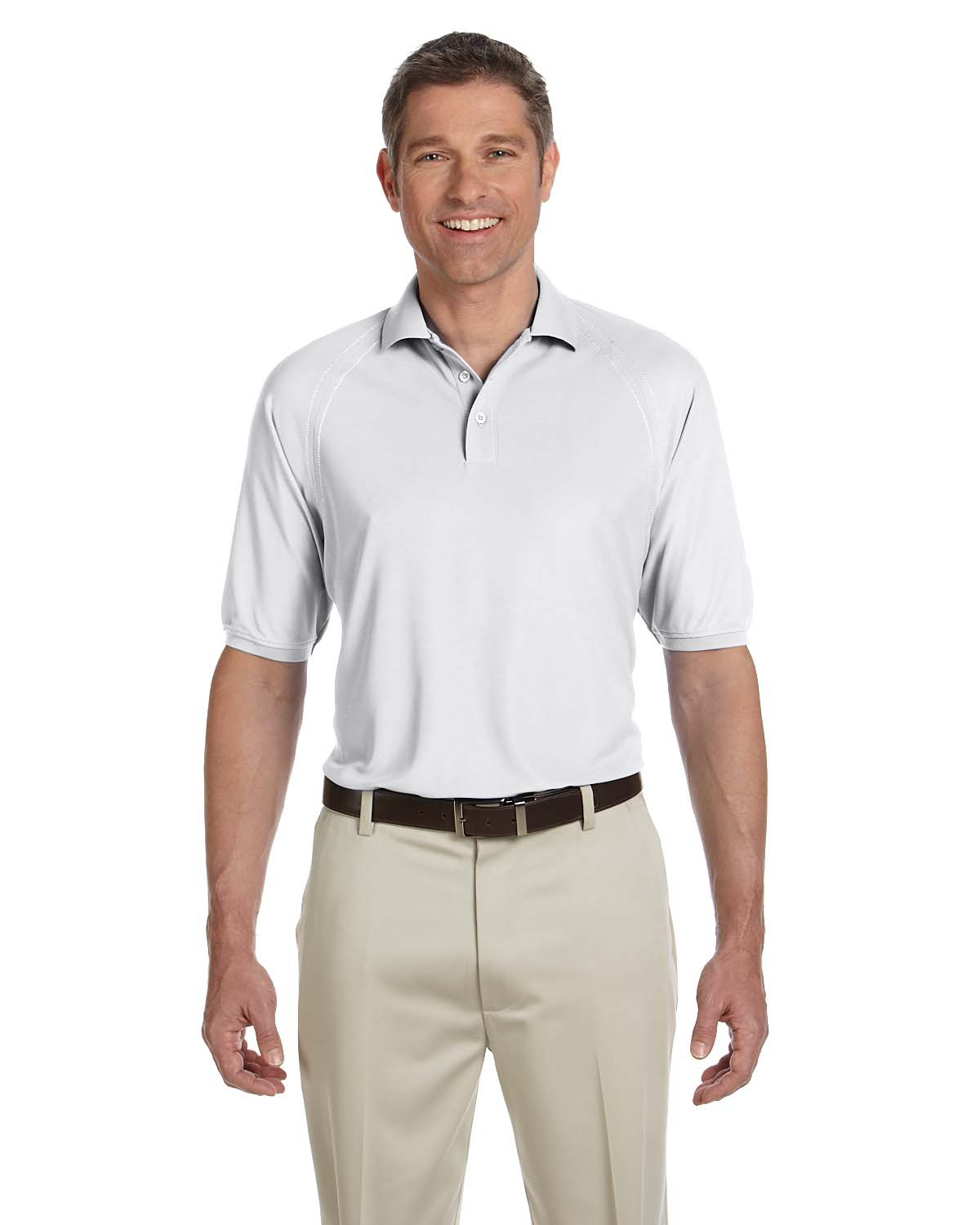 Chestnut Hill CH365  Men's Technical Performance Polo
