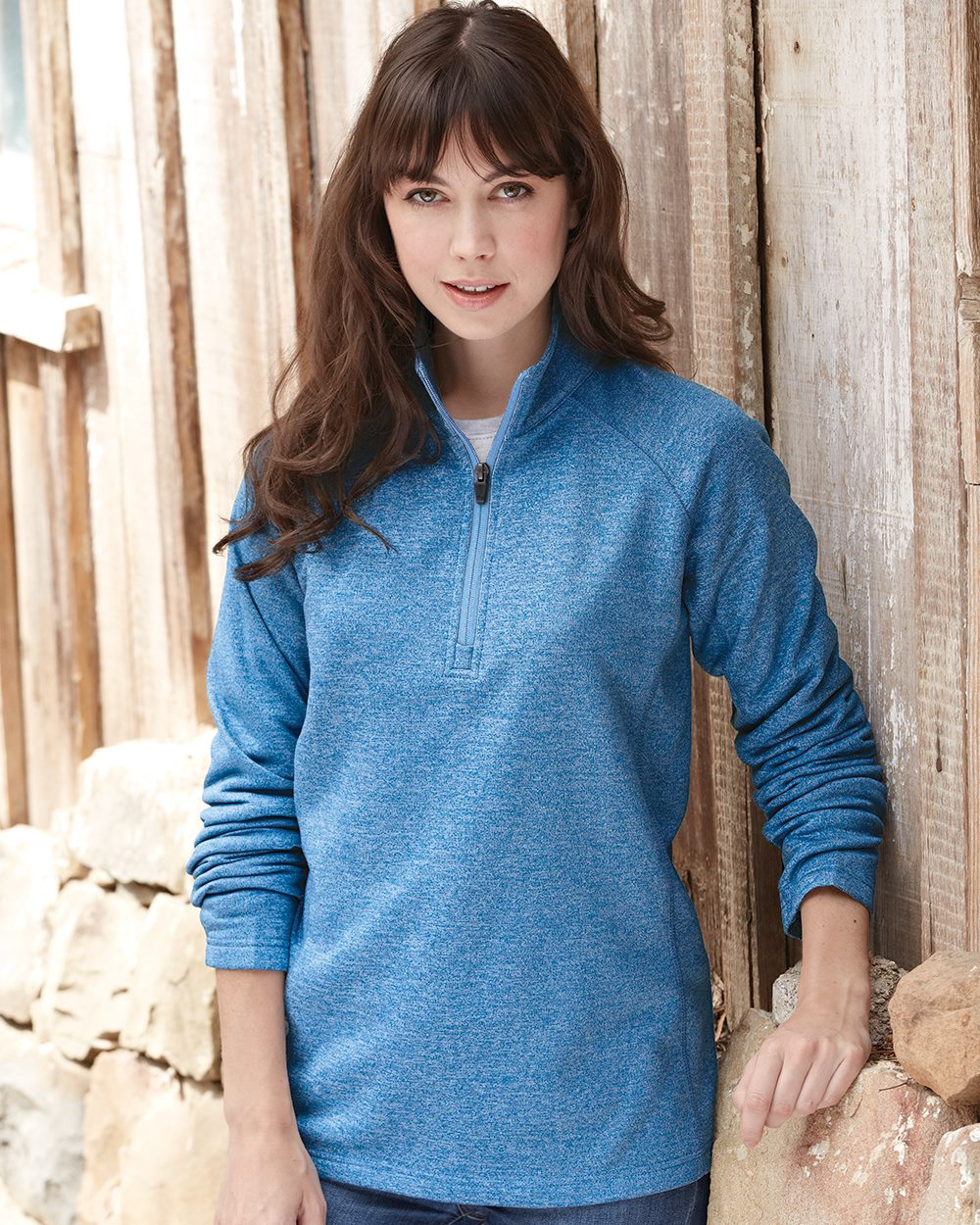Colorado Clothing 7726 - Women's Space Dyed Pullover