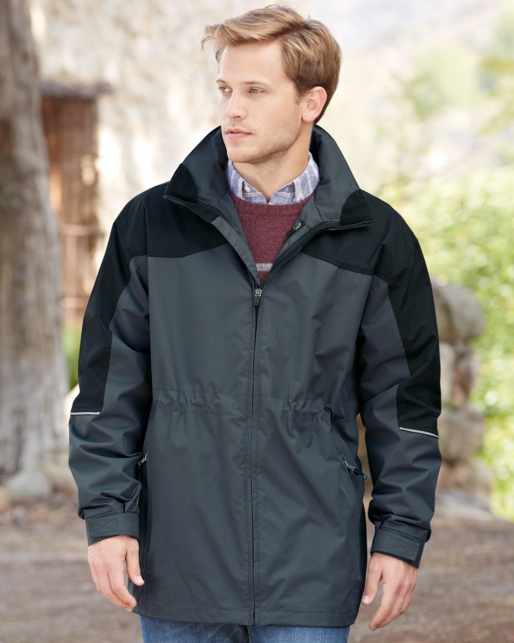 Colorado Clothing 7787 - Hard Shell Three in One Systems Parka