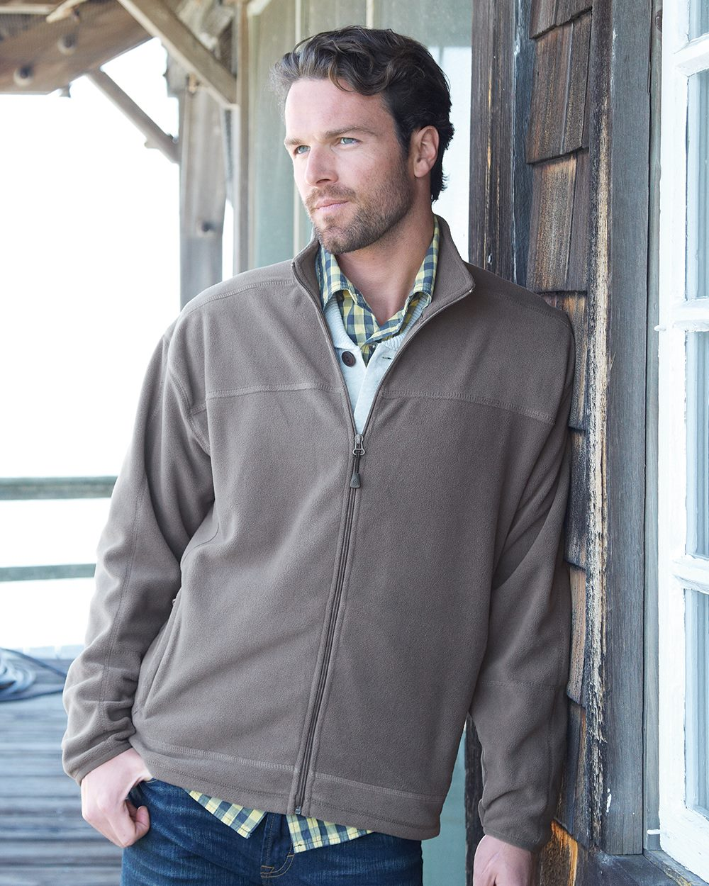 Colorado Clothing 8287 Microfleece Full-Zip Jacket