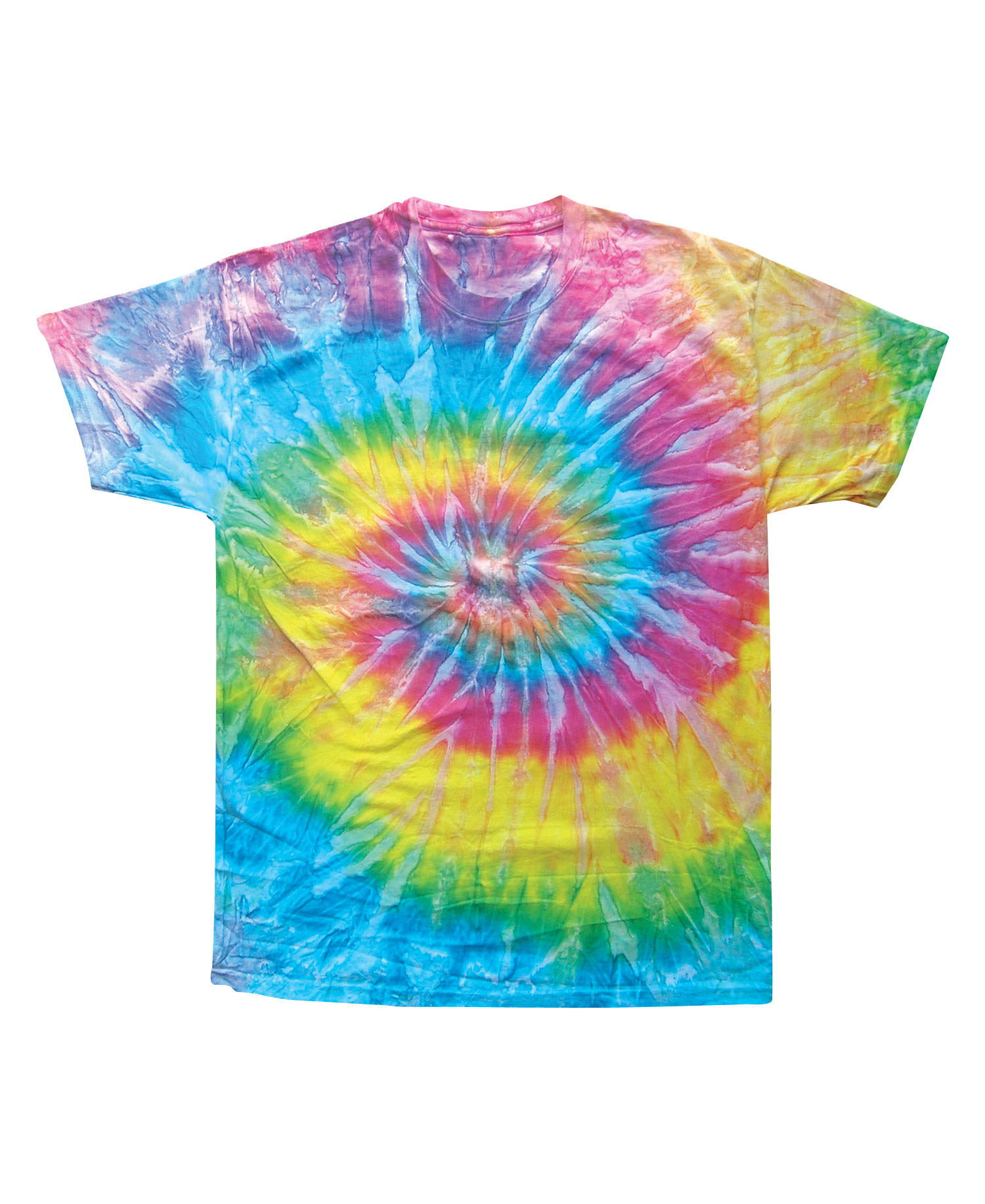 Colortone - T340P Adult Saturn Tie Dye Tee