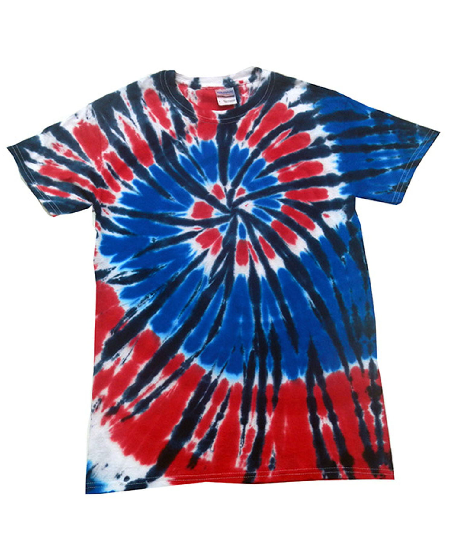 Colortone - T387R Independence Tie Dye
