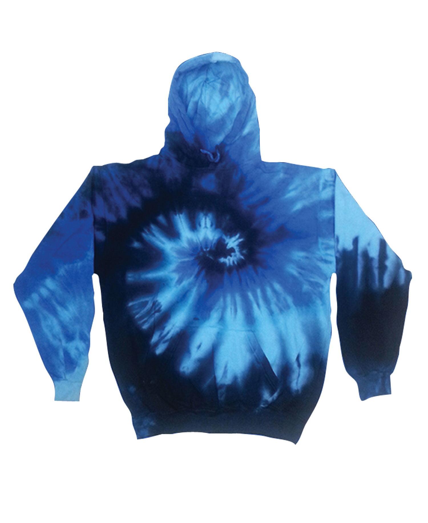 Colortone - T907R Blue Ocean Yth Pullover