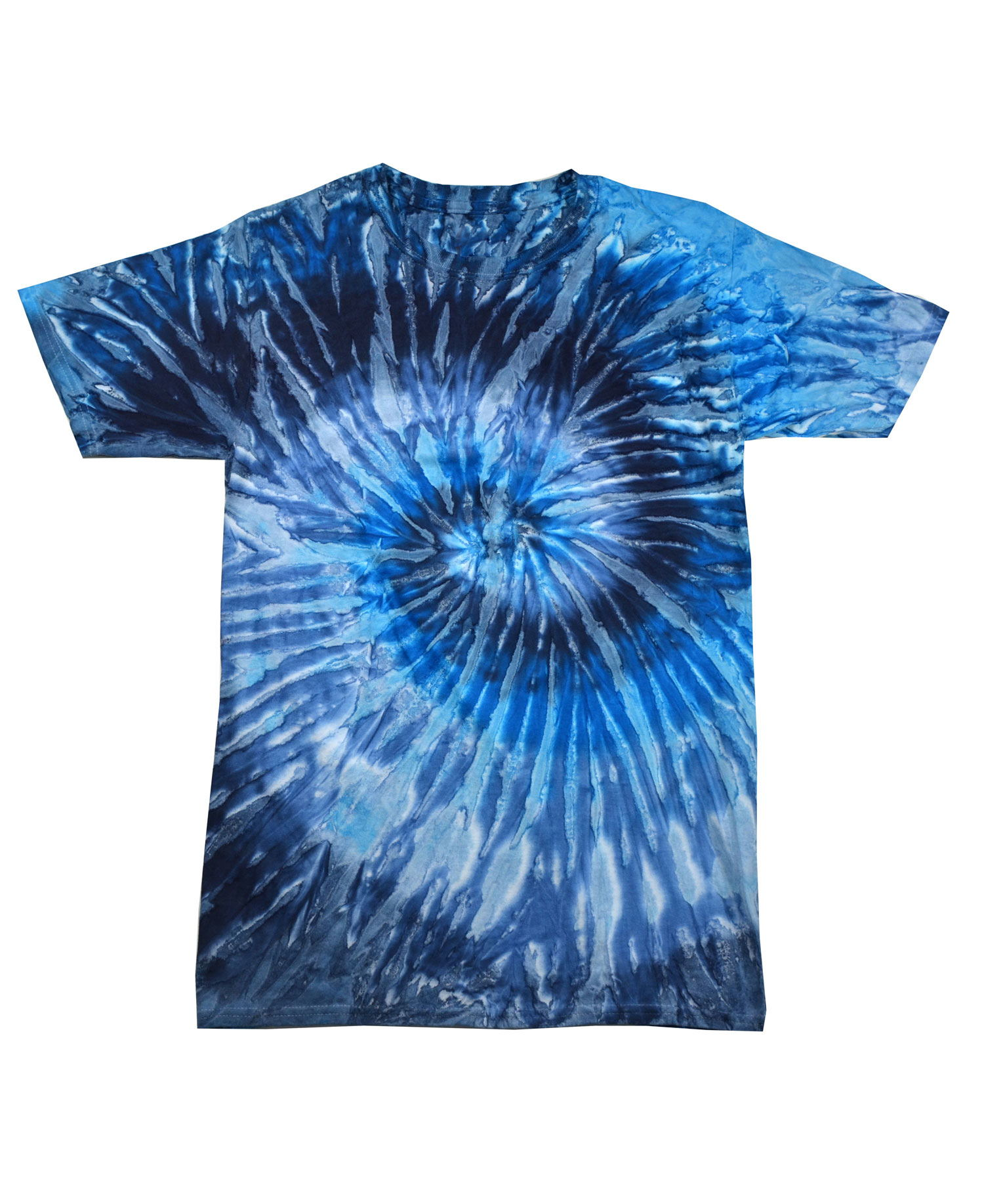 Colortone - T916P Youth Evening Sky Tie Dye Tee