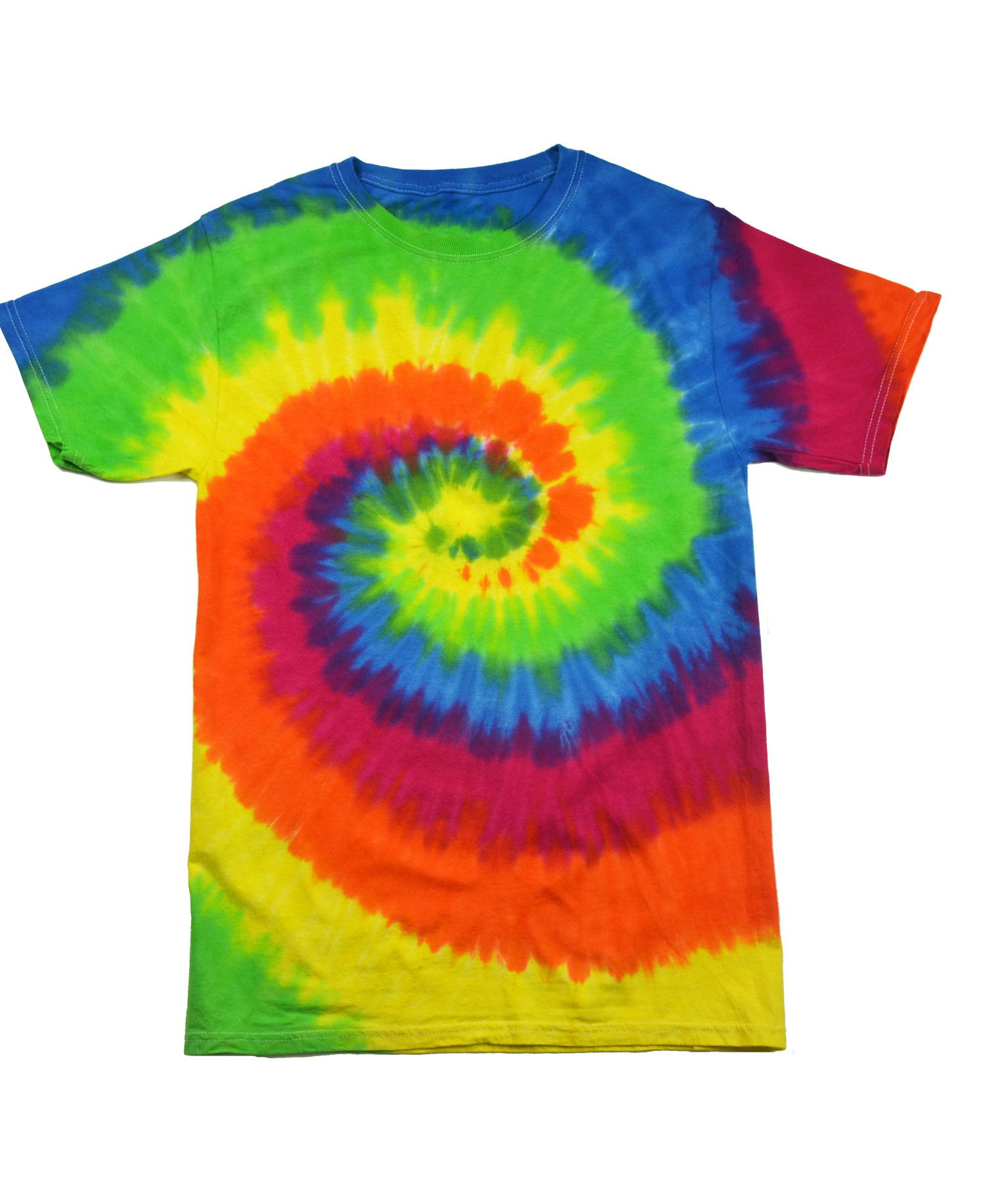 Colortone - T924R Youth Moondance Tie Dye Tee